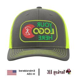 1 Richardson 112   Hats Embroidered With Your Logo .. Ask CO
