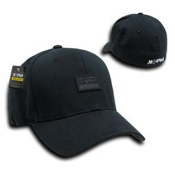 1 Dozen RapDom Tactical Flex Caps Hats Military Pre Curved B