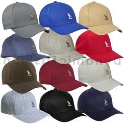 100% Authentic KANGOL Wool Blend Flexfit Baseball Cap Hat 86