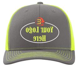 Richardson 112 Customized Embroidered Hats with your Text or