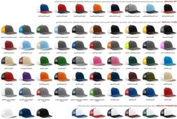 6 FOR $39 NEW COLORS Richardson 112 Trucker Mesh back Hat Sn