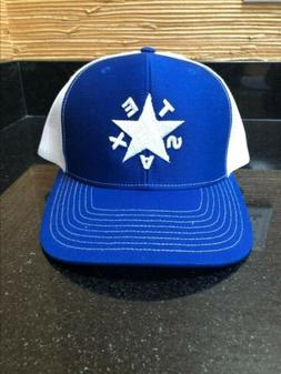 Richardson 112 trucker hat with embroidered Logo.
