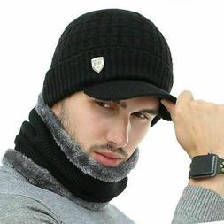 2020 Winter Hats for Men Skullies Beanie Hat Winter Cap Men'