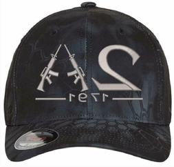 2nd Amendment 1791 AR-15 Style Embroidered Hat - Various Reg