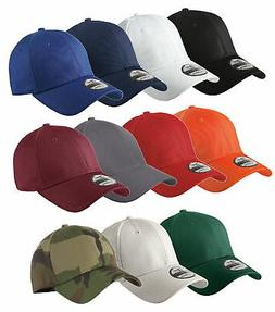 New Era 39Thirty Stretch Cotton Fitted Hat NE1000 - Choose S