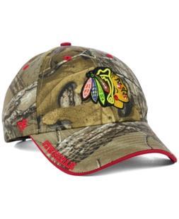 '47 Brand Chicago Blackhawks Real Tree Frost Cap