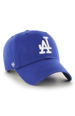 Women's '47 Clean Up La Dodgers Baseball Cap - Blue