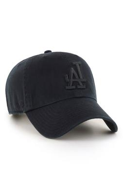 Women's '47 Clean Up La Dodgers Baseball Cap - Black