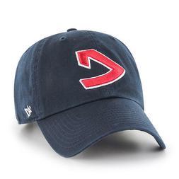 '47 Brand Cleveland Indians Core Clean Up Cap