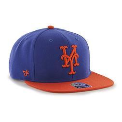 '47 MLB New York Mets Sure Shot Two Tone Captain Wool Adjust