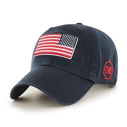 47 Brand Men's Operation Hat Trick Movement Clean Up Adjusta