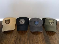 5.11 Tactical Hats - Lot of 4 Promotional Hats - Green, Dark
