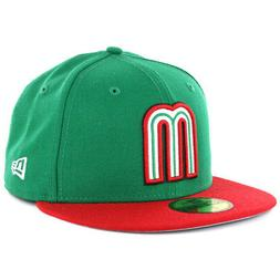 "New Era 59FIFTY Hat World Baseball Classic ""WBC17 Mexico""  F"
