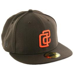 New Era 59Fifty San Diego Padres CO 1990 Fitted Hat  Men's M