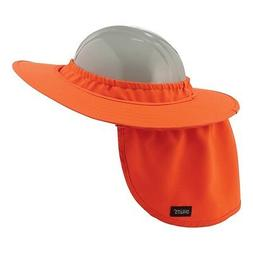 Ergodyne Chill-Its 6660 Attachable Hard Hat Brim with Neck S