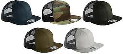 New Era 9FIFTY Mesh Snapback Hat Original Fit Trucker Cap Bl