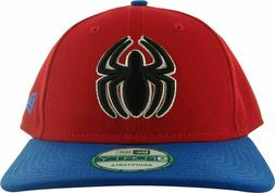 9FORTY Marvel Spiderman Boys Baseball Cap Adjustable Hat Kid