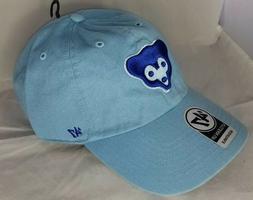 Chicago Cubs 47 Brand MLB Strapback Adjustable Dad Cap Hat C