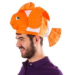 Fish Hat - Clown Fish Hat - Ocean Animal Hats - Sea Animal H