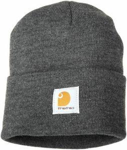CARHARTT A18 CLH OFA Knit Cap, Charcoal, Unvrsl