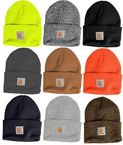 Carhartt Acrylic Watch Beanie Knit Men's Stocking Cap Warm W