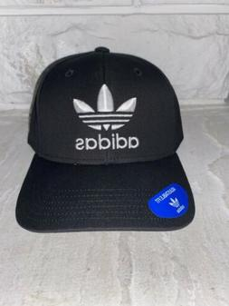 adidas CL5201 Men's Originals Icon Pre-curve Hats