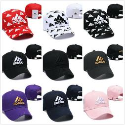 Adjustable Fit Adidas Golf Baseball Cap Embroidered Unisex W