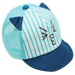 Adjustable Baseball Caps Summer Baby Toddler Boys And Girls