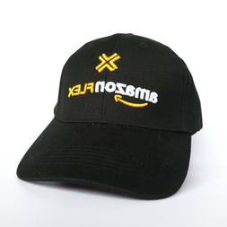 Amazon Flex hat Baseball Cap for Amazon drivers Black cotton