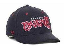 Atlanta Braves Men's '47 Brand MLB Baseball Retro Script Str