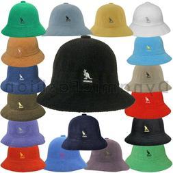 Authentic KANGOL Bermuda Casual Bucket Cap Hat 0397BC Sizes