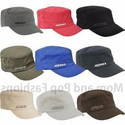 Authentic Mens Kangol Flexfit Cotton Twill Army Cap Hat 9720