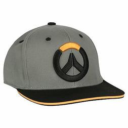 Authentic OVERWATCH Blocked Emroidered Logo Stretch Fit Hat
