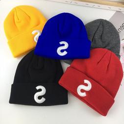 Autumn Winter Knit <font><b>Hat</b></font> For <font><b>Men<