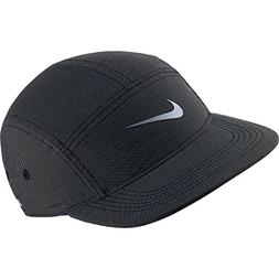 Nike Mens AW84 Running Hat Black/Reflective Silver