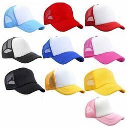 Toddler Baby Boy Girl Summer Hat Kids Baseball Hat Cap Sun H