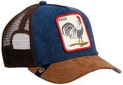 Men's Goorin Brothers Barnyard King Trucker Hat - Black