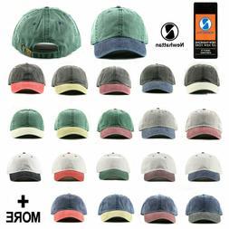 Newhattan  baseball caps Women's and men hats 100% cotton tw