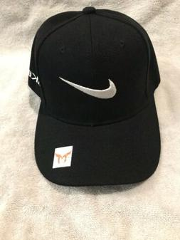 Nike Black Adjustable Strap Back Hat