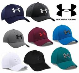 Under Armour Blitzing 3.0 Stretch Fit Cap  Lightweight Hat -