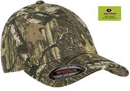 Flexfit Mossy Oak Camouflage Cap, Infinity, Small / Medium
