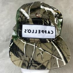 Cappello's City Hunter Adjustable Camo Hat, Cap