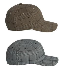 check cap plaid hat choose s m
