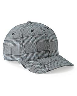 Flexfit - Check Cap - 6196-Black/White-L/XL