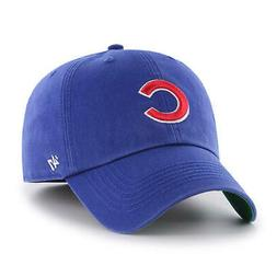 Chicago Cubs '47 Brand Blue Fitted Franchise Hat