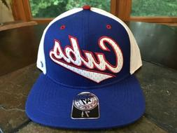 Chicago Cubs 47 Brand MLB Fitted Hat Cap Size 7 1/2 New With