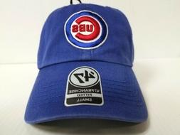 Chicago Cubs New Franchise '47 Brand Fitted Cap Unstructured
