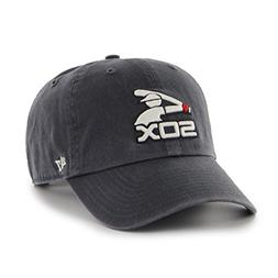 """Chicago White Sox 47 Brand MLB """"Cooperstown"""" Clean Up Adjust"""
