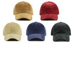 KBETHOS CORDUROY CLASSIC Baseball Caps Dad Hats Adjustable S