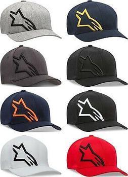 Alpinestars Corp Shift 2 Flexfit Hat -  Mens Lid Cap
